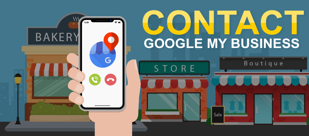 how to contact google my business support